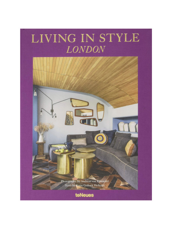 Libro Living in style London